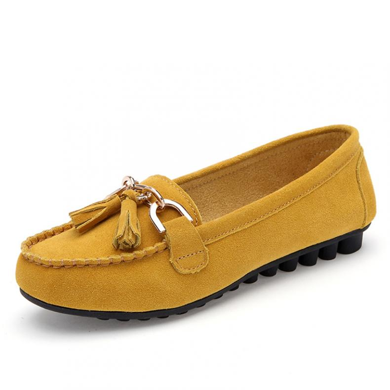 Loafer shoes women style